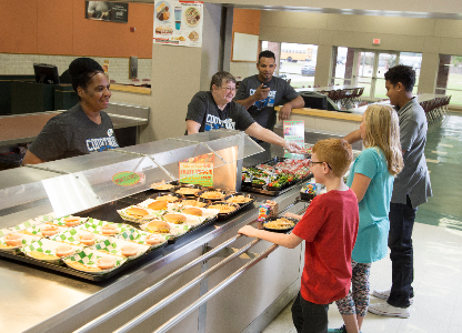 Free Meals for CPSD Students